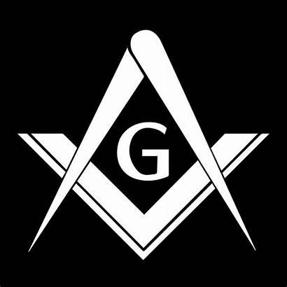 Vinyl Masonic Decal Compass Square Simple Inch