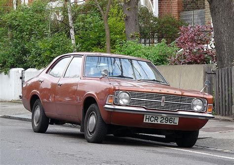 Ford Cortina Mk3 1300 L 1973 | Ford and Cars