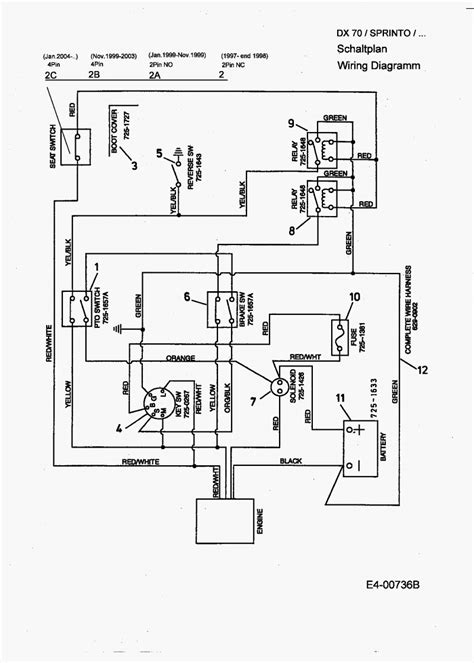 Prime Lawn Mower Alternator Wiring Diagram Luxury Murray