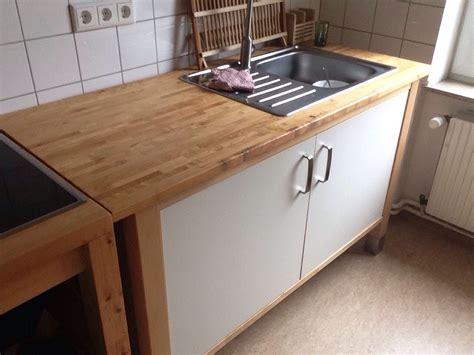 Ikea Küchen Unterschrank Mit Arbeitsplatte by Ikea Unterschrank K 252 Che Wei 223 Nazarm