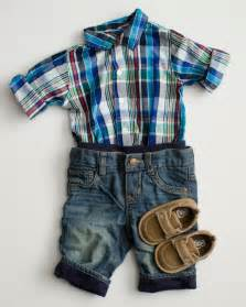Baby Boy Preppy Outfit
