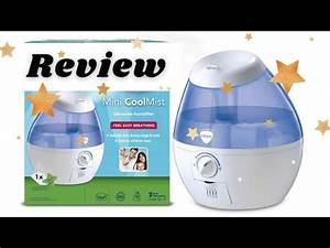Vicks Mini Cool Mist Ultrasonic Humidifier Review