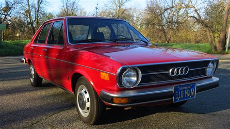 no reserve 1974 audi fox for sale bat auctions sold for 4 500 march 14 2016 lot