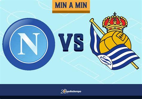 Real Sociedad Vs Napoli 2020 - Napoli vs Real Sociedad ...