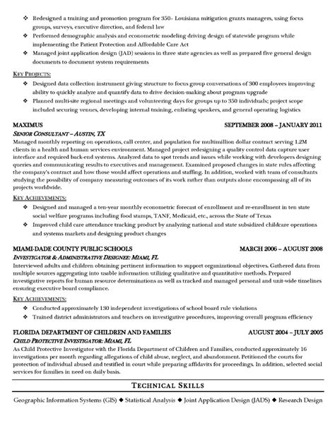 Florida State Application Resume by Resume Writing Sles