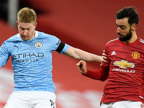 Manchester United vs Man City result: Player ratings as ...