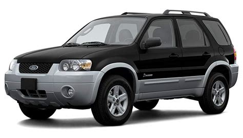 2007 Ford Escape Reviews, Images, And Specs