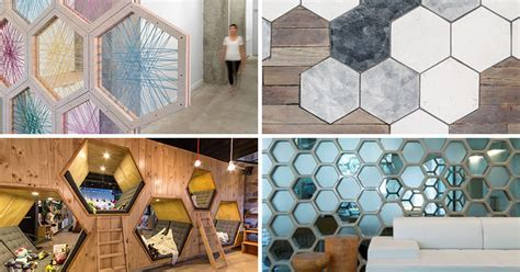 19 Ideas For Using Hexagons In Interior Design And