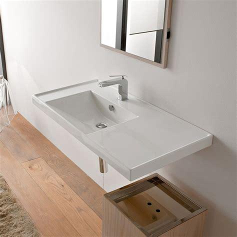 Ml Left Sink  Zuri Furniture