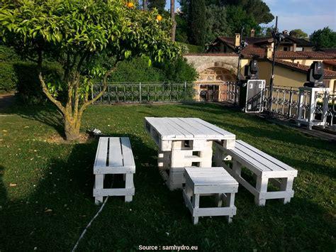 divanetti da giardino ikea magnifico 6 divanetti da giardino bancali jake vintage