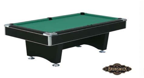 brunswick 8 pool table 8 39 brunswick centurion pool table for sale