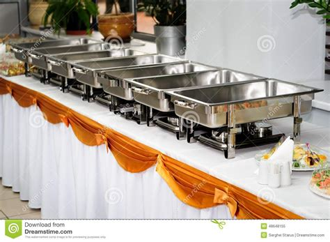 Catering Wedding Stock Image Image Of Served Delicious