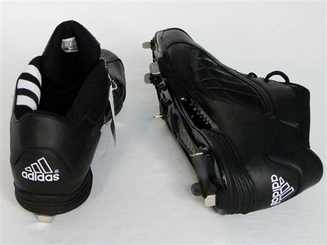 adidas climacool phenom mid baseball cleats softball black