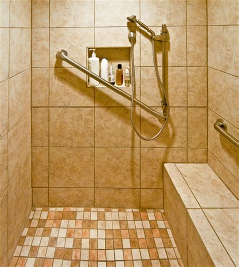 Home Design Ideas For The Elderly by Aging In Place Bathrooms Home Ideas For Eldery Seniors