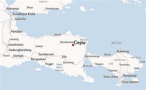 Cepu, Indonesia Weather Forecast