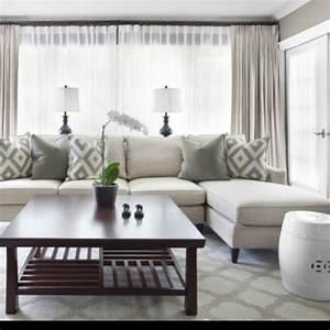 Dekoration Für Wohnzimmer : gardinen f r wohnzimmer eine durchsichtige dekoration ~ Udekor.club Haus und Dekorationen