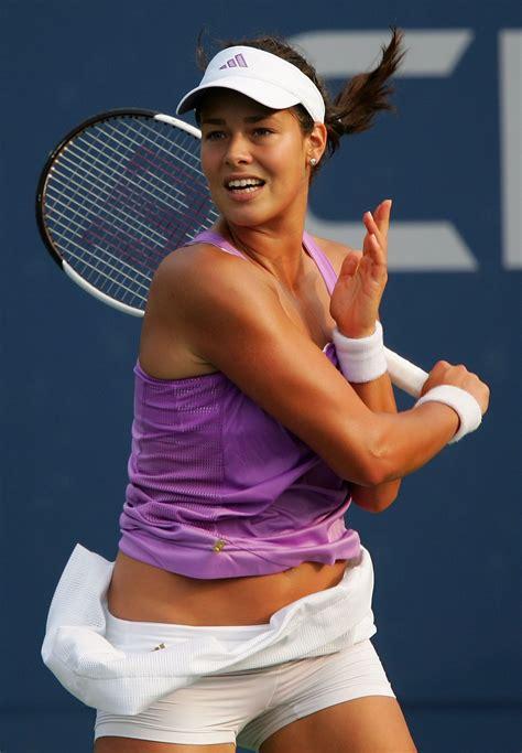 Ana Ivanovic Tennis Photos