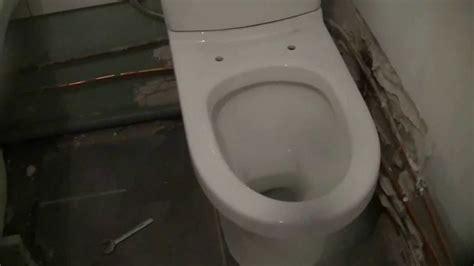 comment monter et installer un wc
