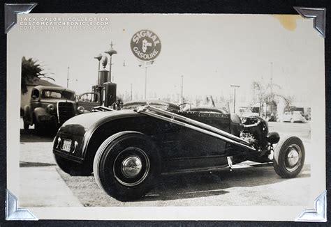 The Jack Calori Photo Album  Custom Car Chroniclecustom