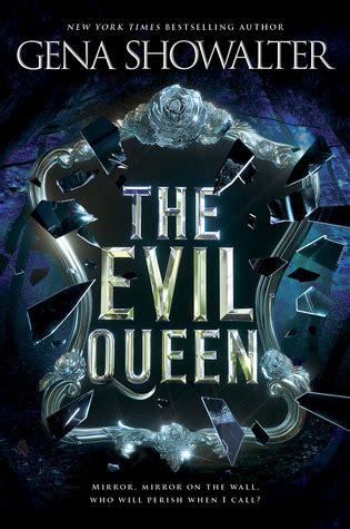 evil queen  gena showalter