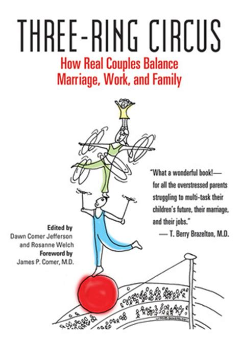 ring circus  real couples balance marriage work  family  dawn comer jefferson