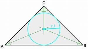 Inkreis Dreieck Berechnen : gleichschenklinges rechtwinkliges dreieck geometrie rechner ~ Themetempest.com Abrechnung