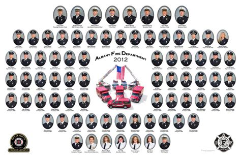 foto de Albany Fire Department Fraternity Composite • Photo