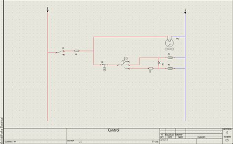 Basics Drawing Schematics Solidworks Electrical