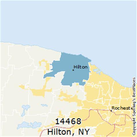 places    hilton zip   york