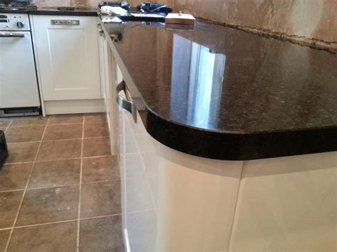 angola black granite  blanco zeus quartz worktops