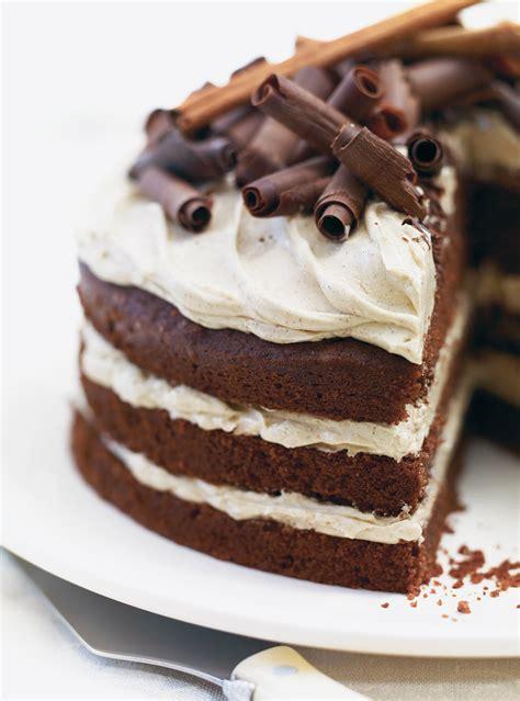 cuisiner dinde gâteau au chocolat glaçage aux épices ricardo
