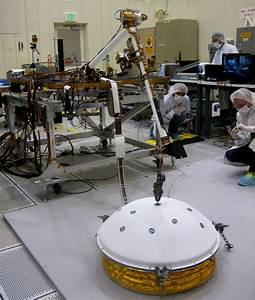 Crunch time: Next Mars lander enters final year before ...