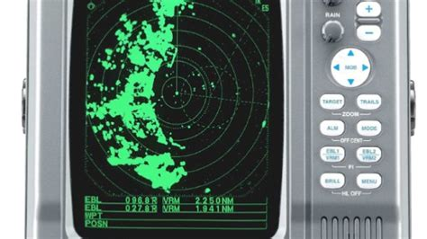 Boat Weather Radar by Marine Electronics 101 How To Use Radar Boats
