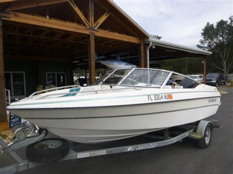 Sunbird Boat Bimini Top by 1994 Sunbird 170 Gulf To Lake Marine And Trailers