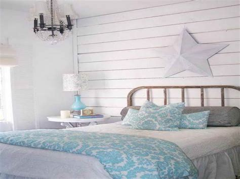 Beach Themed Bedroom And Lamp