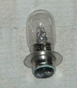 6 Volt Motorcycle Bulbs