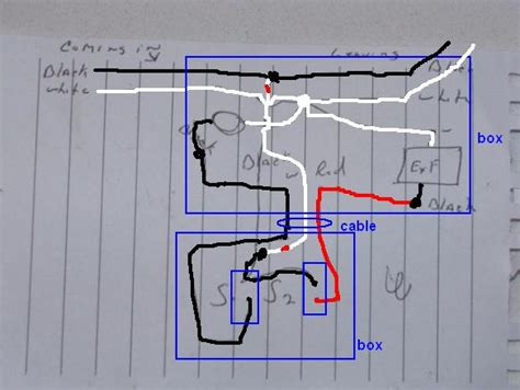 Bathroom Light Wiring Diagram by Help W Wiring Diagram Separate Bath Light And Fan