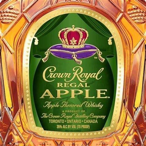 crown royal regal apple  habersham beverage