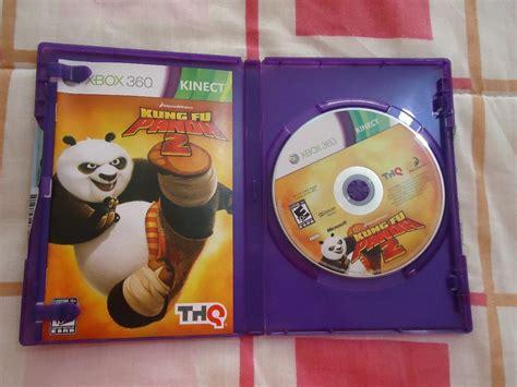 Video Juego P Xbox 360 Kinect Kung Fu Panda 2 Thq Open