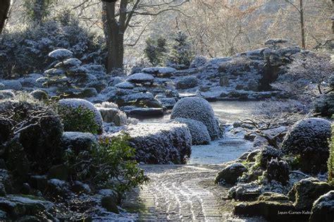 Der Garten Im März by Der Japanische Garten Im Zenkloster Liebenau