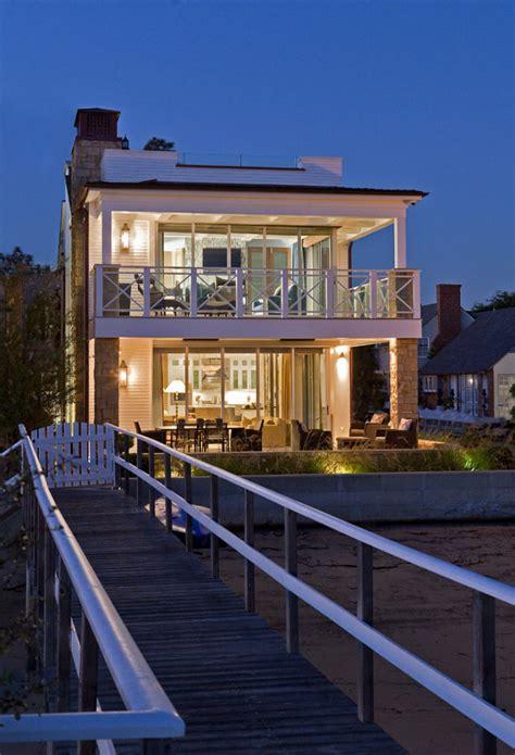 exterior house decor balboa island house with coastal interiors home