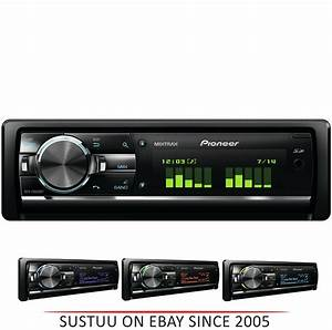 Pioneer Car Stereo Media Player