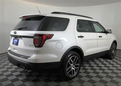 ford explorer sport dimensions  rated suv