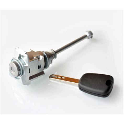 barillet de porte kit 1 serrure barillet de porte cot 233 conducteur 1 cl 233 peugeot 407