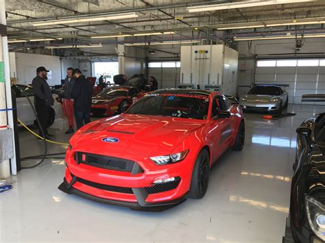 Acls Participates In Mvp Track Time At Cota  Lone Star