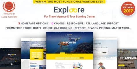 Tour Booking Travel Wordpress
