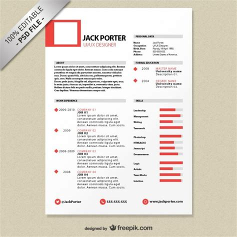 creative resume templates doc downloads creative resume template download free psd file free download