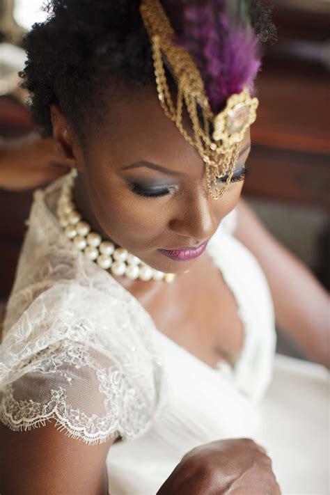 Wedding Inspiration Harlem Renaissance Inspired Styled