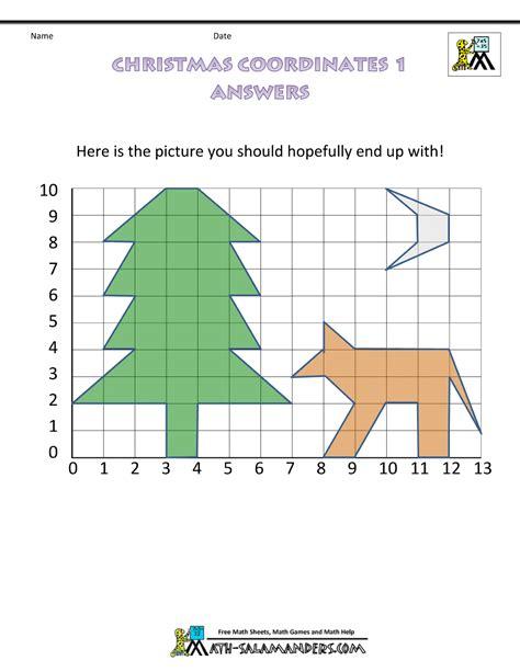 Coordinates Maths Worksheets  Year 5 Maths Worksheets Coordinates Educational Math