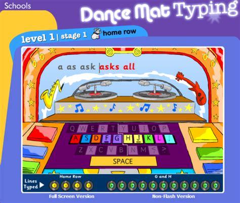 Www Mat Typing - bbc dancemat typing free online tutor